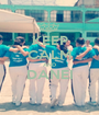 KEEP CALM AND DANEI  - Personalised Poster A1 size