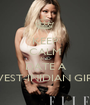 KEEP CALM AND DATE A WEST-INIDIAN GIRL - Personalised Poster A1 size