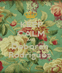 KEEP CALM AND Deborah  Rodrigues  - Personalised Poster A1 size