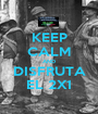 KEEP CALM AND DISFRUTA EL 2X1 - Personalised Poster A1 size