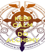 KEEP CALM AND DO ALCHEMY - Personalised Poster A1 size