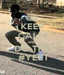KEEP CALM AND DO THE  #YEET - Personalised Poster A1 size