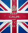 KEEP CALM AND DON'T CYBER BULLY!!! - Personalised Poster A1 size