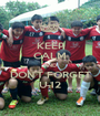 KEEP CALM AND DON'T FORGET U-12 - Personalised Poster A1 size
