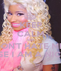 KEEP CALM AND DON'T HATE ME  BECAUSE I AM A NICKI FAN  - Personalised Poster A1 size