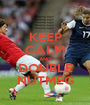 KEEP CALM AND DOUBLE NUTMEG - Personalised Poster A1 size