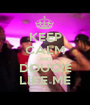 KEEP CALM AND DOUGIE LIKE ME - Personalised Poster A1 size