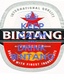 KEEP CALM AND DRINK BINTANG - Personalised Poster A1 size