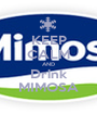 KEEP CALM AND Drink MIMOSA - Personalised Poster A1 size
