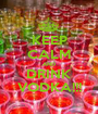 KEEP CALM AND DRINK VODKA!!! - Personalised Poster A1 size
