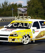 KEEP CALM AND DRIVE KADETT - Personalised Poster A1 size