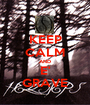 KEEP CALM AND E' GRAVE - Personalised Poster A1 size
