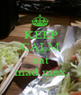 KEEP CALM AND eat mad mex - Personalised Poster A1 size