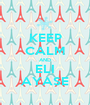 KEEP CALM AND ELI AYASE - Personalised Poster A1 size
