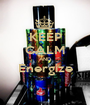 KEEP CALM AND Energize  - Personalised Poster A1 size