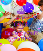 KeEp CaLm ANd EnJoY yOuR PaRtY - Personalised Poster A1 size