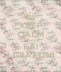 KEEP CALM AND FAI I GRATTINI - Personalised Poster A1 size