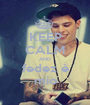 KEEP CALM AND fedez è mio - Personalised Poster A1 size