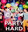 KEEP CALM AND FIESTAS  2013 - Personalised Poster A1 size