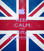 KEEP CALM AND Fifty Fifty!!!!!!!XD - Personalised Poster A1 size