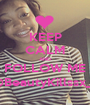 KEEP CALM AND FOLLOW ME @BeautyKillssx_x - Personalised Poster A1 size