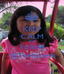 KEEP CALM AND Follow @Teetooeth - Personalised Poster A1 size