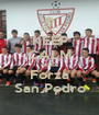 KEEP CALM AND Forza San Pedro - Personalised Poster A1 size