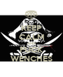 KEEP CALM AND FUCK WENCHES - Personalised Poster A1 size