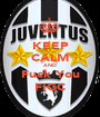 KEEP CALM AND Fuck You FIGC - Personalised Poster A1 size