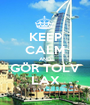 KEEP CALM AND GÖR TOLV LAX - Personalised Poster A1 size