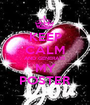 KEEP CALM AND GENERATE MY POSTER - Personalised Poster A1 size