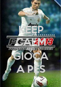 KEEP CALM AND GIOCA A PES - Personalised Poster A1 size