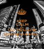 KEEP CALM AND GO FOLLOW @SongooAaaaa_ - Personalised Poster A1 size