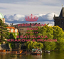 KEEP CALM AND GO TO BRATISLAVA KRAKOW & PRAGUE - Personalised Poster A1 size