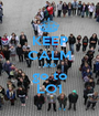 KEEP CALM AND go to LO1 - Personalised Poster A1 size