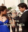 KEEP CALM AND go to Mystic falls - Personalised Poster A1 size