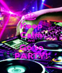 Keep Calm And Go to PARTY! - Personalised Poster A1 size