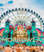 KEEP CALM AND  GO TOMORROWLAND - Personalised Poster A1 size