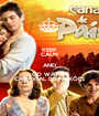 KEEP CALM AND GO WATCH CANAVIAL DE PAIXÕES - Personalised Poster A1 size