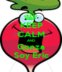 KEEP CALM AND Gonza Soy Eric - Personalised Poster A1 size