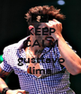 KEEP CALM AND gusttavo lima - Personalised Poster A1 size