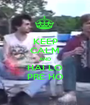 KEEP CALM AND HAI LO PRE HO - Personalised Poster A1 size