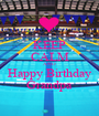 KEEP CALM AND Happy Birthday Grandpa - Personalised Poster A1 size