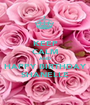 KEEP CALM AND HAPPY BIRTHDAY SHANELLE - Personalised Poster A1 size