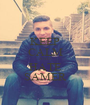 KEEP CALM AND HATE SAMER - Personalised Poster A1 size