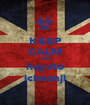 KEEP CALM AND hayato icimonji - Personalised Poster A1 size