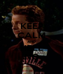 KEEP CALM AND HELL NO - Personalised Poster A1 size