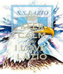 KEEP CALM AND I LOVE  LAZIO - Personalised Poster A1 size