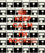 KEEP CALM AND I'M ROCK🎼🎶🎶 - Personalised Poster A1 size