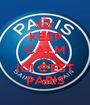 KEEP CALM AND ICI C'EST PARIS - Personalised Poster A1 size
